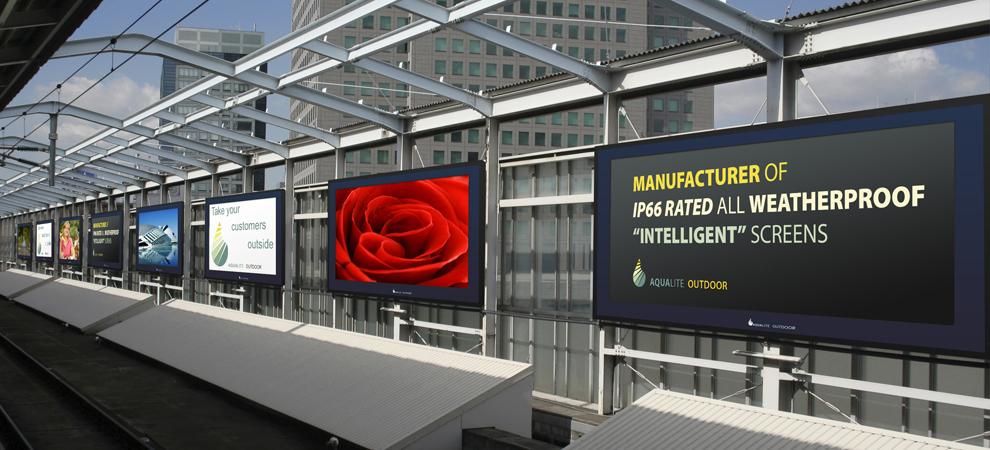 Digital Signage Display Screen
