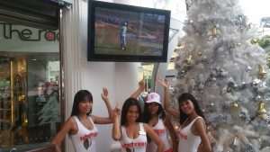 Hooters Bars & Restaurants In Thailand