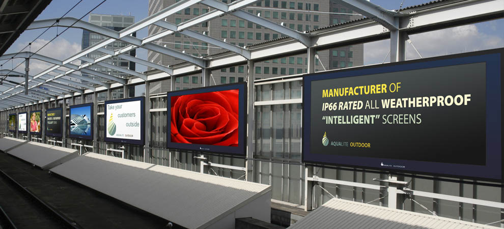 POS, FID, PID Displays for Airports, Ports & Stations