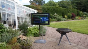 Best Outdoor TV Display Screens For UK Gardens