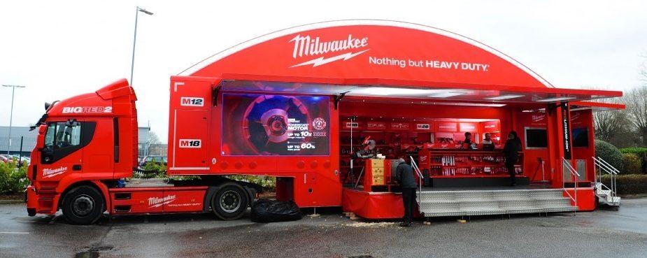 LED Ad Displays for Food Trucks
