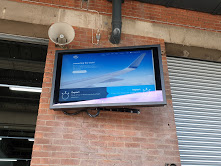 Airport TV Display Screens & Billboards