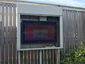 School Digital TV Display Screens
