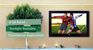 Outdoor TV Screens For 2020 Euro Football