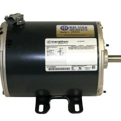 Marathon Boat Lift Motor Wiring Diagram For Electric Car Charger 1 Hp Aqua Marine Supply
