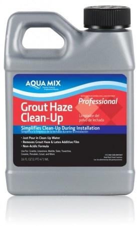 Grout Haze