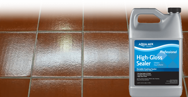 High Gloss Sealer Aqua Mix Australia Official Site