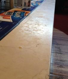 Sealing Marble