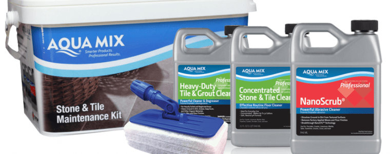 Stone & Tile Maintenance Kit