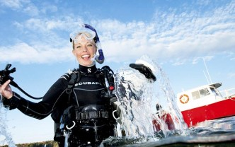 Open Water – Relaxed-Kurse in Darmstadt