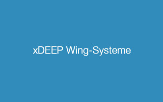 xDEEP Wing-Systeme