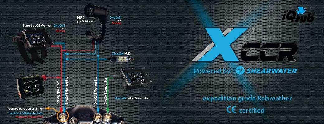 XCCR Rebreather