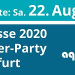 Hausmesse  und  Sommerparty  in  Aquanaut  Frankfurt