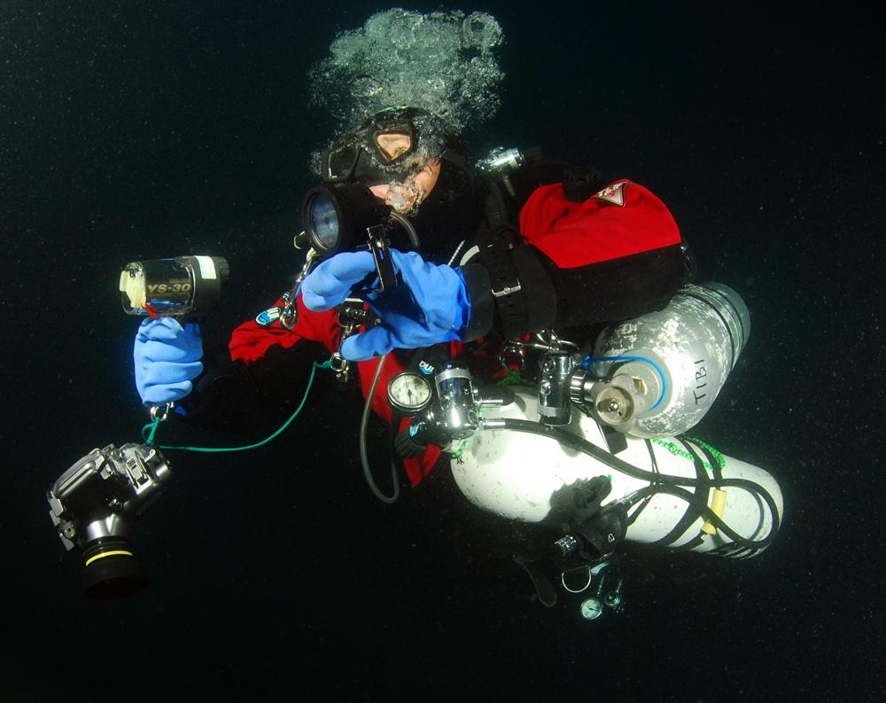 Technical Nitrox Diver