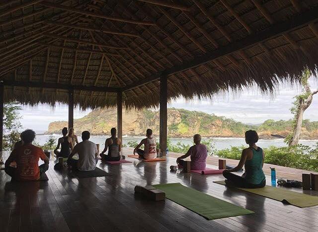 yoga aqua