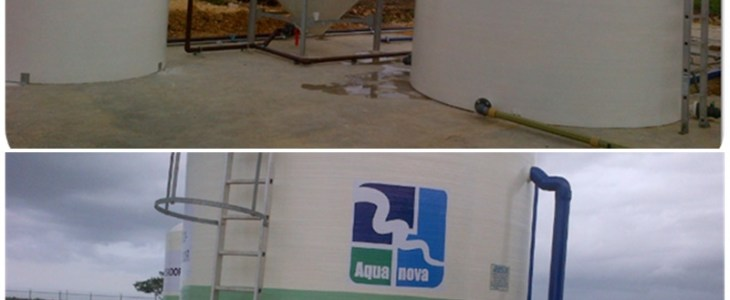 depositos de tratamiento calorifico de aguas