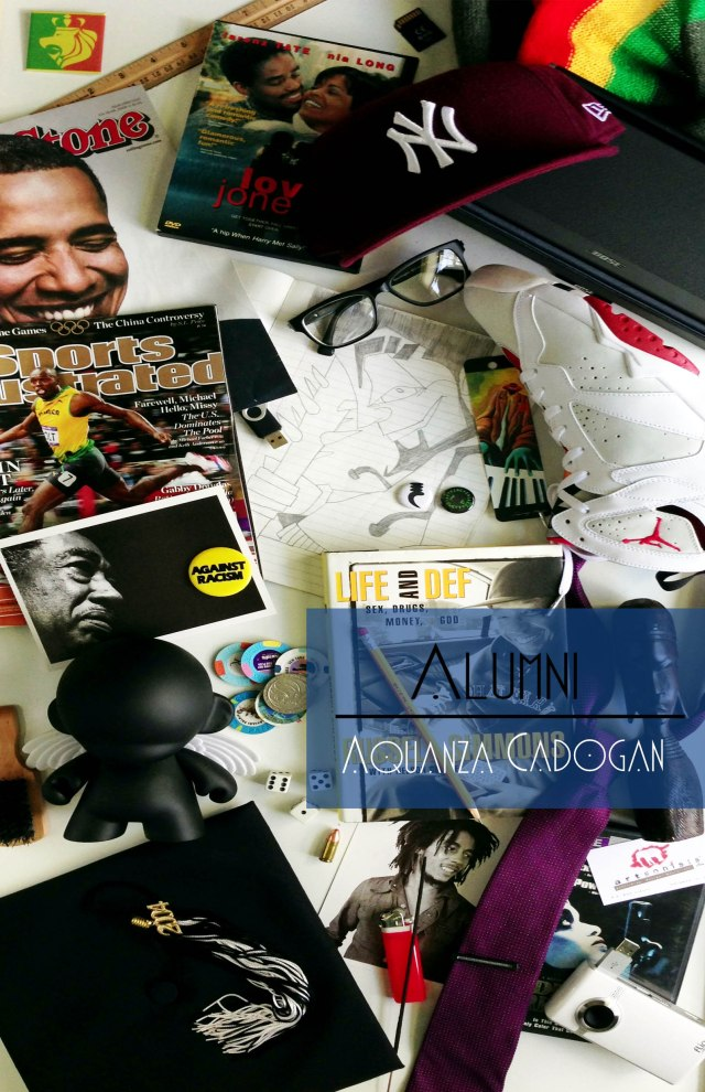 Alumni Book Cover