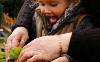 Portrait : prendre conscience de notre place dans la nature, l'agriculture urbaine