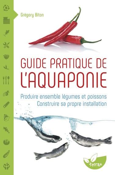 Guide pratique de l'aquaponie couverture