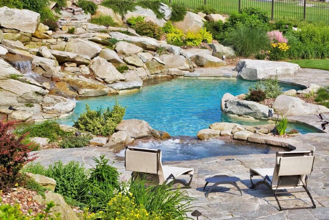 WHAT MAKES AN AQUA POOL AN AQUA POOL  Aqua Pool  Patio