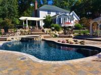 Gunite and inground gunite pools | Aqua Pool & Patio