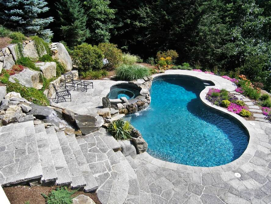 Blog  Aqua pool  Patio  New Gunite Pool Construction Renovation Installation and Design