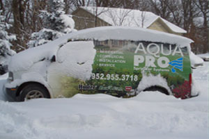 Winterization Pre Payment