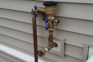 backflow testingpre payment aqua pro lawn sprinkler systems