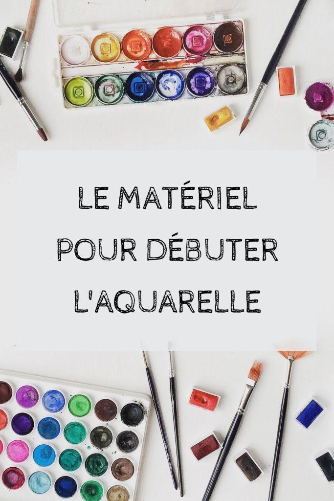 Choisir le bon matériel pour débuter l'aquarelle est compliqué si vous n'y connaissez rien. Lisez cet article pour ne plus douter sur le choix de vos pinceaux, papier ou palette.