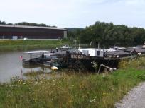 Donau, Werft, Schiffswerft, Korneuburg, Schiffe, Boote