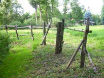 pleissing, zaun, fence, koppel, pferdekoppel, paddock