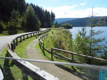 zaun, fence, steiermark, styria, landschaft, landscape, soboth, stausee
