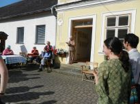 Eröffnung durch Rosi Grieder