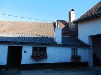 pleissing, bauernhof, farm, chimney, rauchfang, ferme, hotte de cheminée
