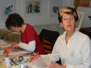 Annemarie und Hermi