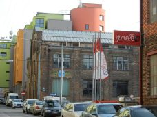 fabrik, factory, fabrique, usine, backstein, brick, brique, favoriten, quellenstrasse