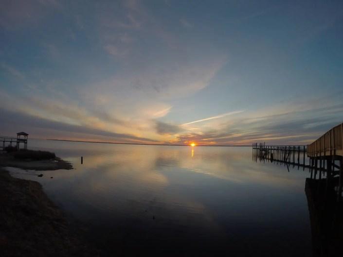 Gorgeous Sunsets at AQUA