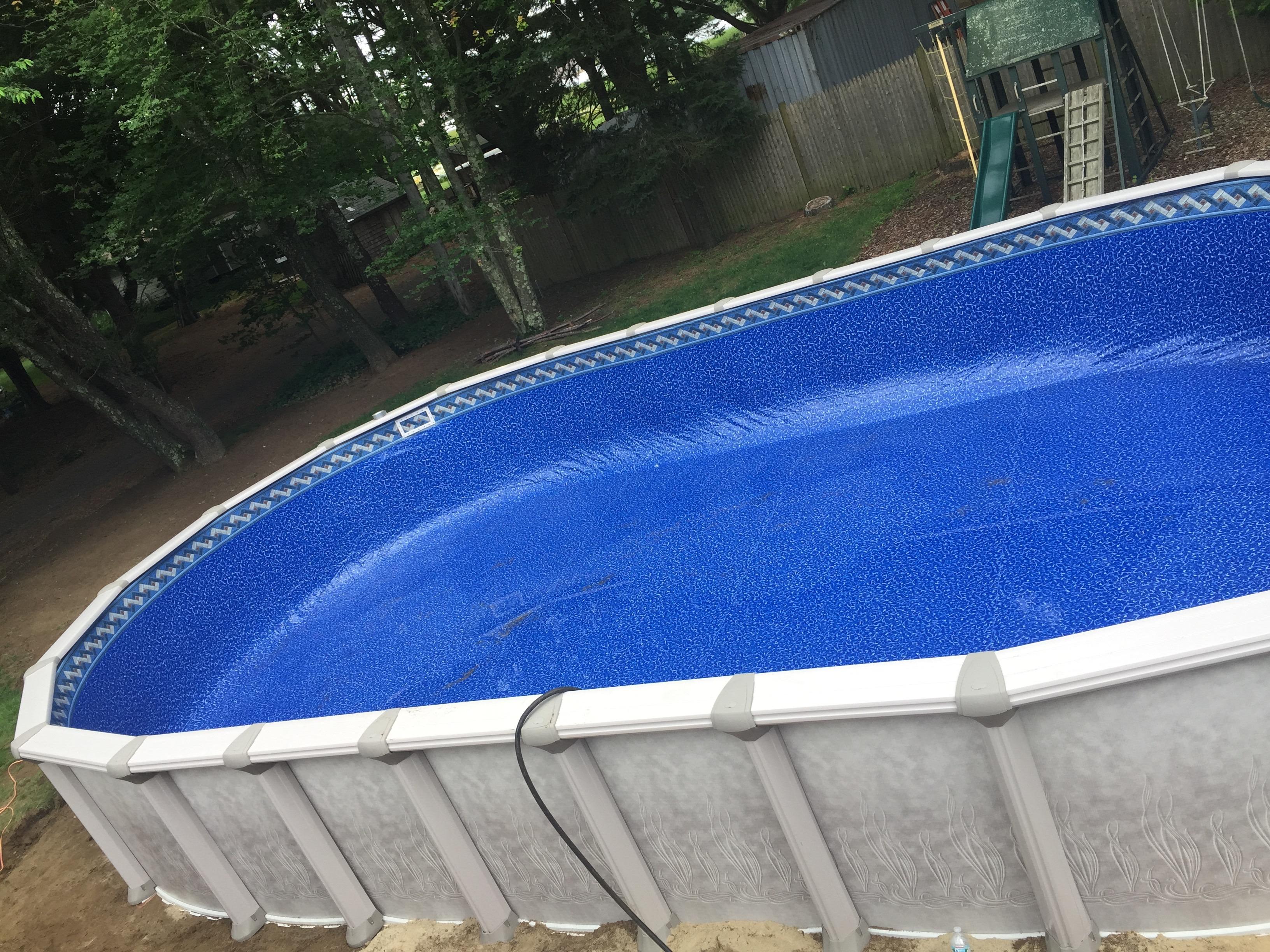 18 x 33 Buttress Free Trevi Swimming Pool