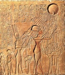 Nefertiti-Akhnaten-Sun-Chakra-Ancient Aliens - Aquarian Radio