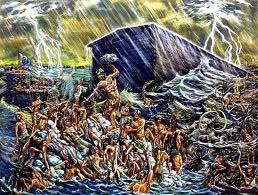 Ark lifts off its moorings 2