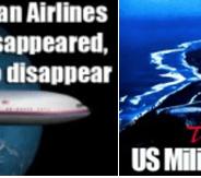 Malaysian Air 370 Hijacked to Diego Garcia?
