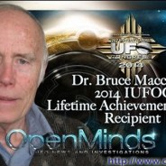 Bruce Maccabee ~ 10/19/14 ~ Sacred Matrix on Revolution Radio
