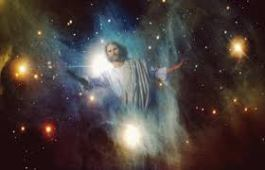 Jesus in the cosmos images