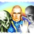 Alien Contact Organization ~ 10/17/15 ~ Janet, Theresa & Mystery Guests