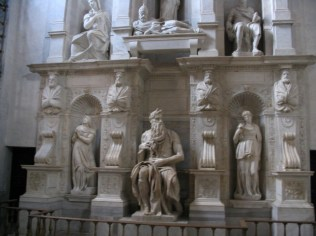 Moses with Horns in Vatican 0306_076
