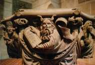Moses with Horns in Vatican 9ym2sbai5t