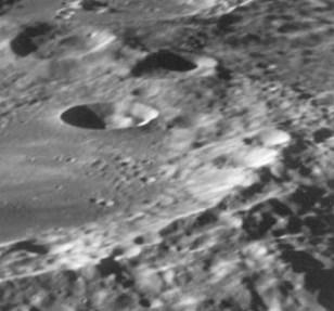 Glenn Steckling Apollo 12 pouring