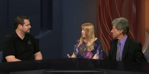 Cosmic Cafe Janet Kira Lessin & Dr Sasha Lessin