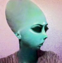 Extraterrestrials arcturian alien