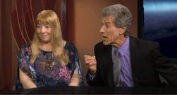 Janet & Dr. Sasha Lessin Cosmic Cafe Show